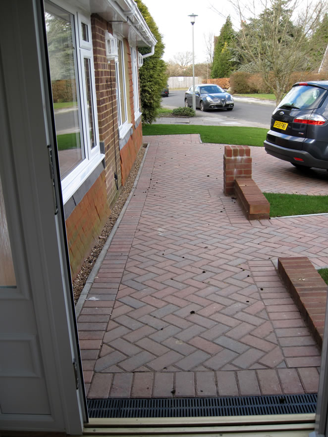 Creating a wheelchair accessible property ask an for Wheelchair accessible doorways